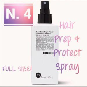 N. 4 Super Comb Prep & Protect